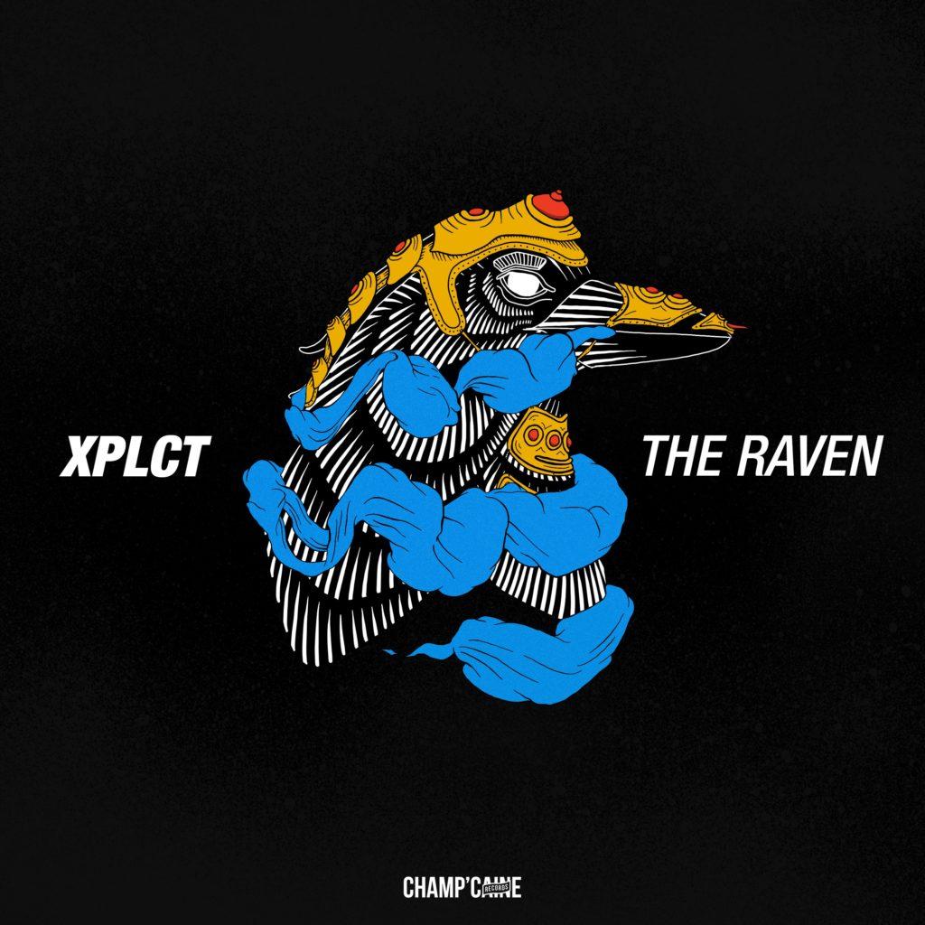 CCR045 - XPLCT - the Raven